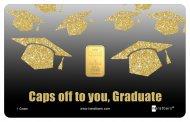 Graduation Black